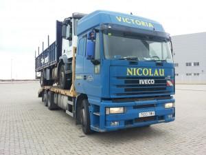 Servicio de repatriación de vehiculos